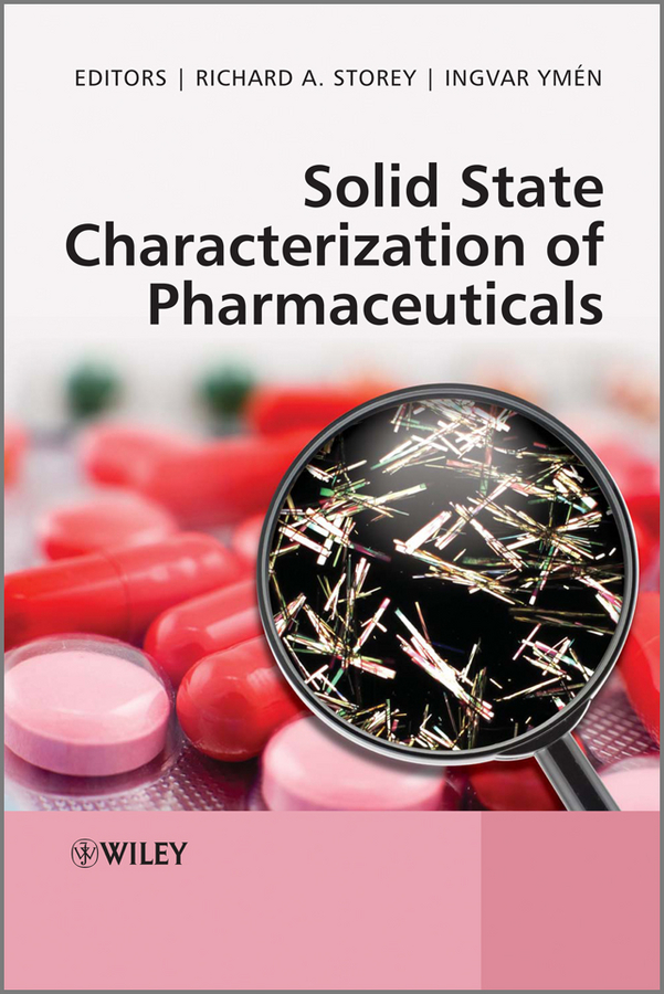 Solid State Characterization of Pharmaceuticals