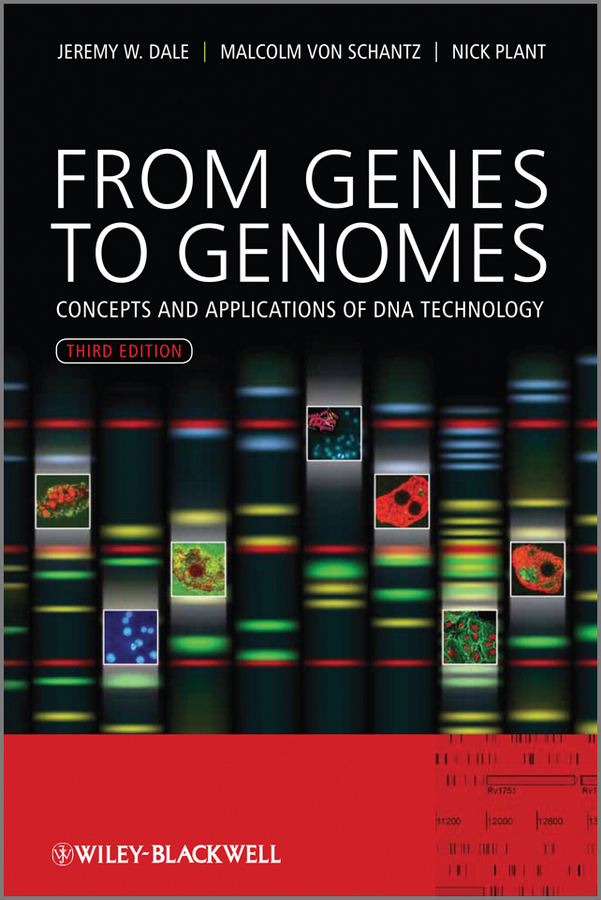 From Genes to Genomes. Concepts and Applications of DNA Technology