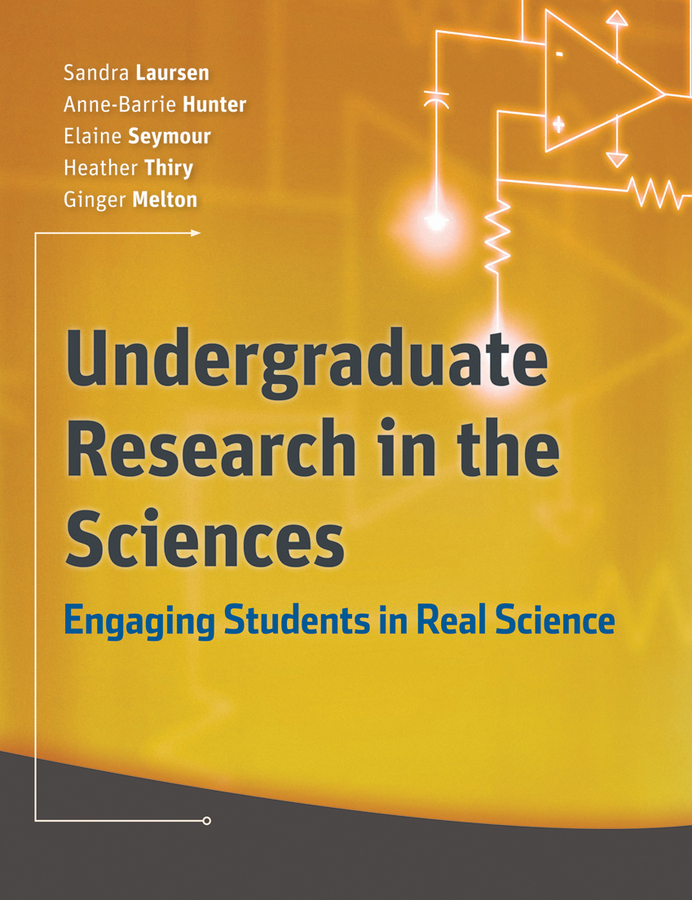 Undergraduate Research in the Sciences. Engaging Students in Real Science