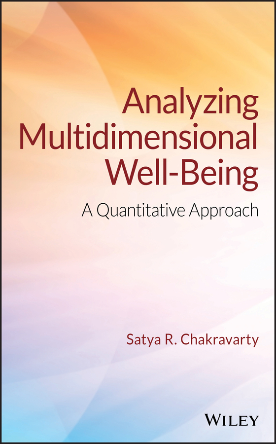 Analyzing Multidimensional Well-Being. A Quantitative Approach