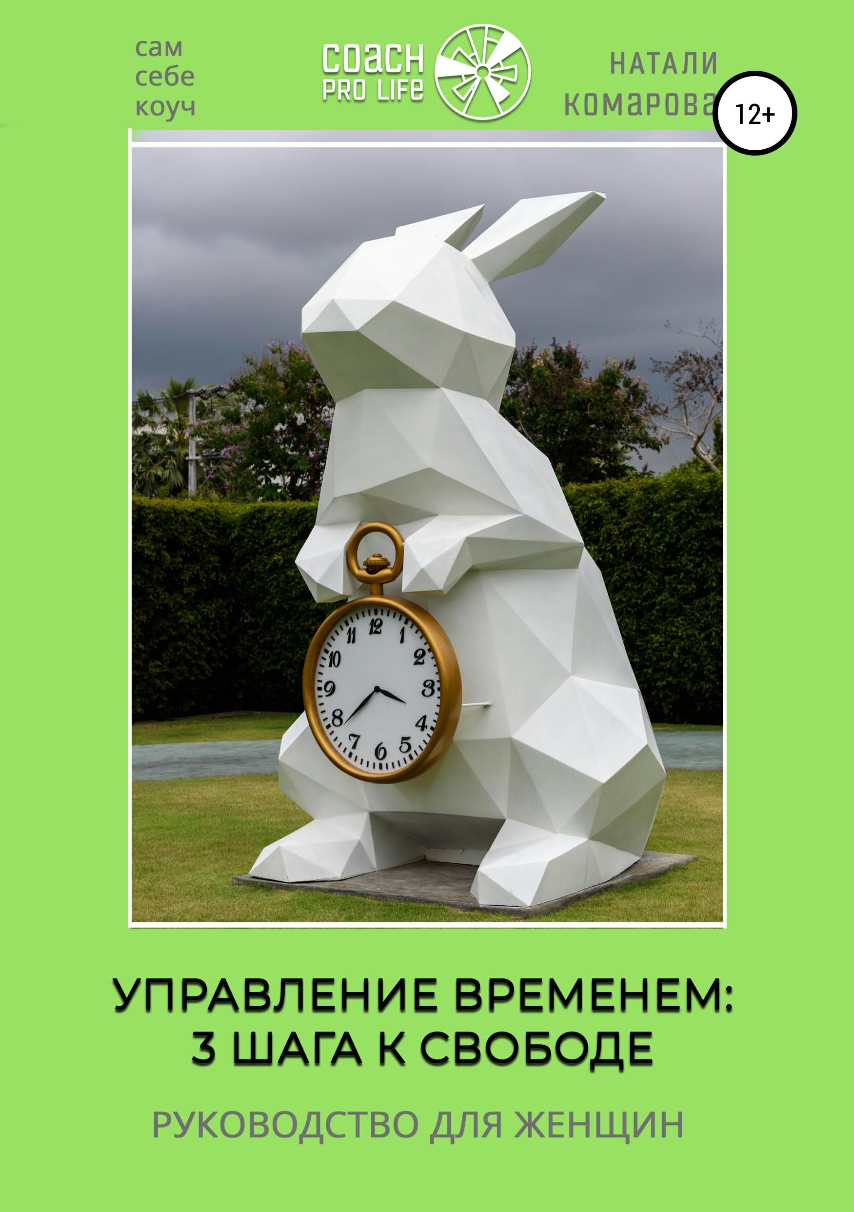 Натали Комарова «Управление временем: 3шага к свободе»