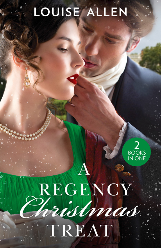 A Regency Christmas Treat: Moonlight and Mistletoe / A Mistletoe Masquerade