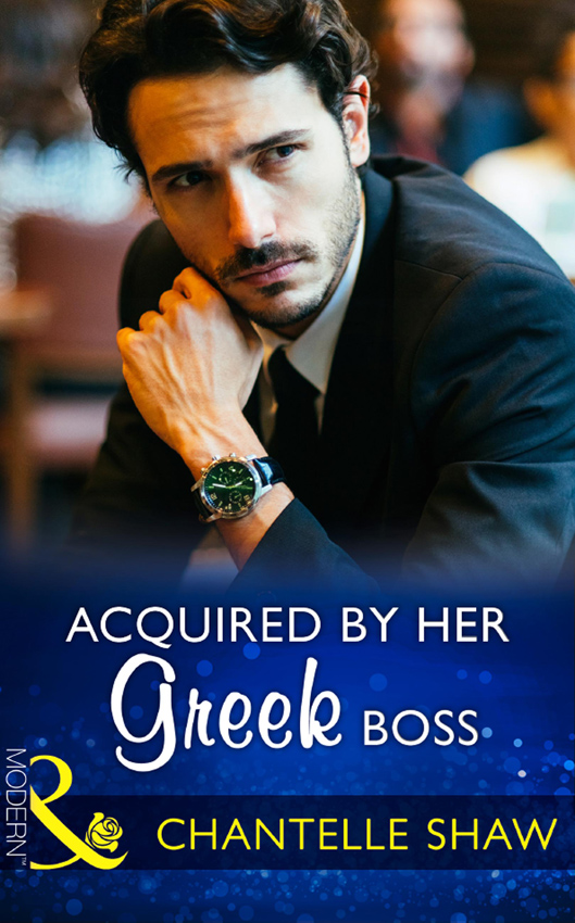 Acquired By Her Greek Boss