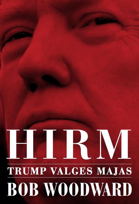 Hirm. Trump Valges Majas