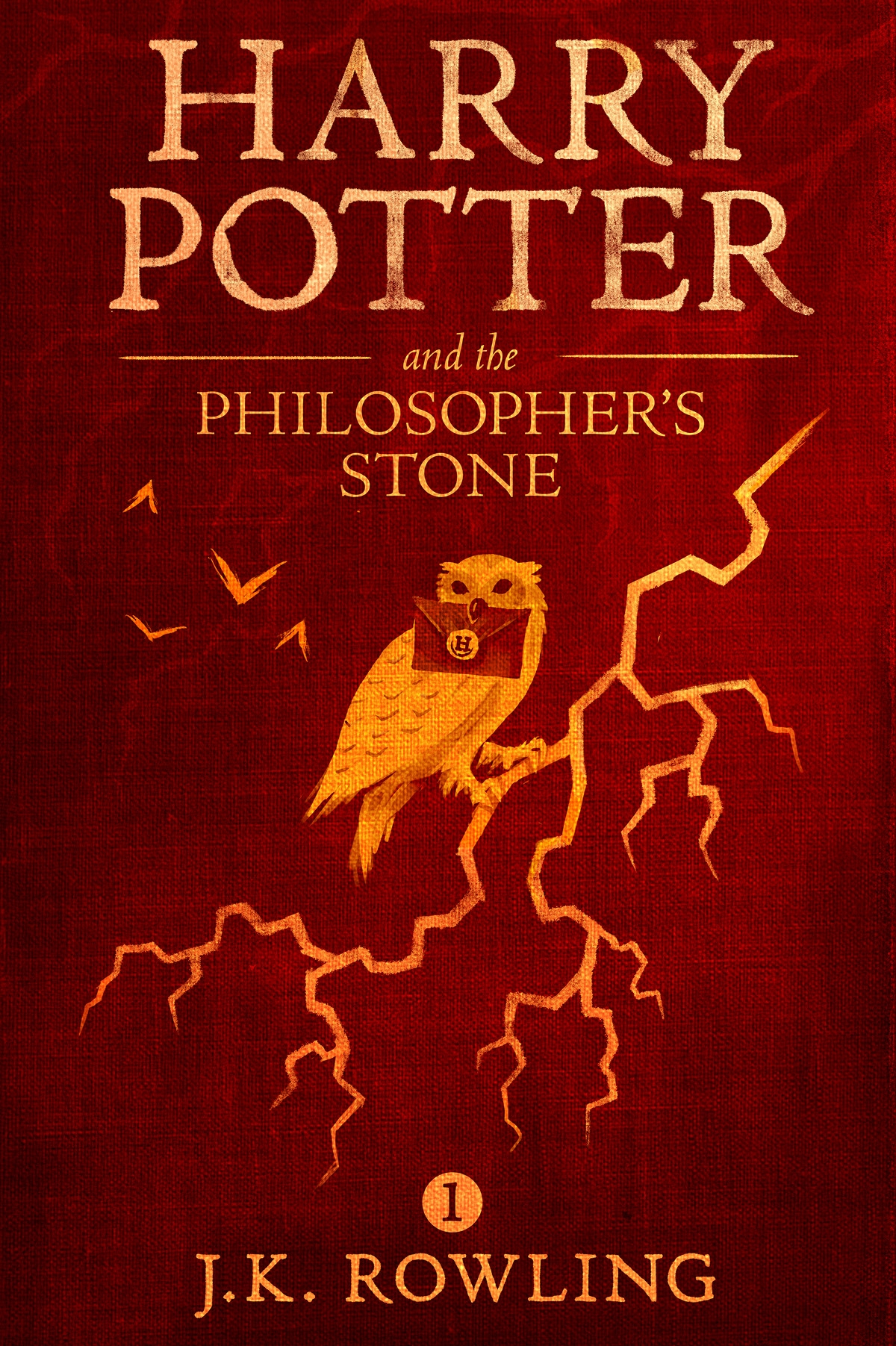 Джоан Кэтлин Роулинг «Harry Potter and the Philosopher's Stone»