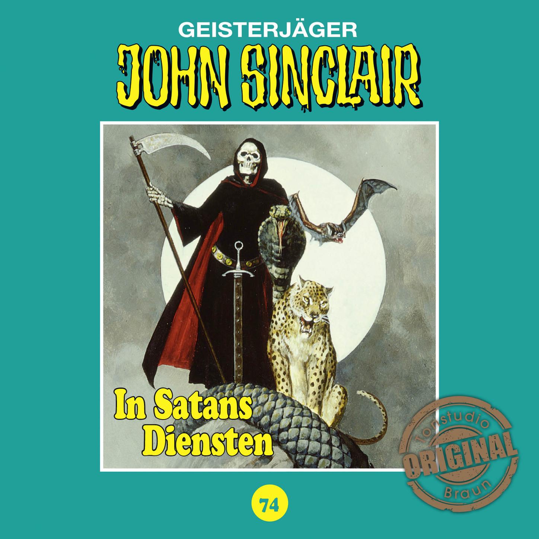 John Sinclair, Tonstudio Braun, Folge 74: In Satans Diensten (Gekürzt)