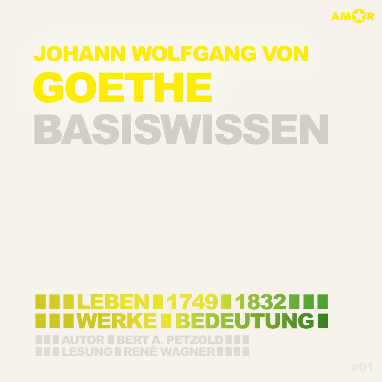 Johann Wolfgang von Goethe (1749-1832) Basiswissen - Leben, Werk, Bedeutung (Ungekürzt)