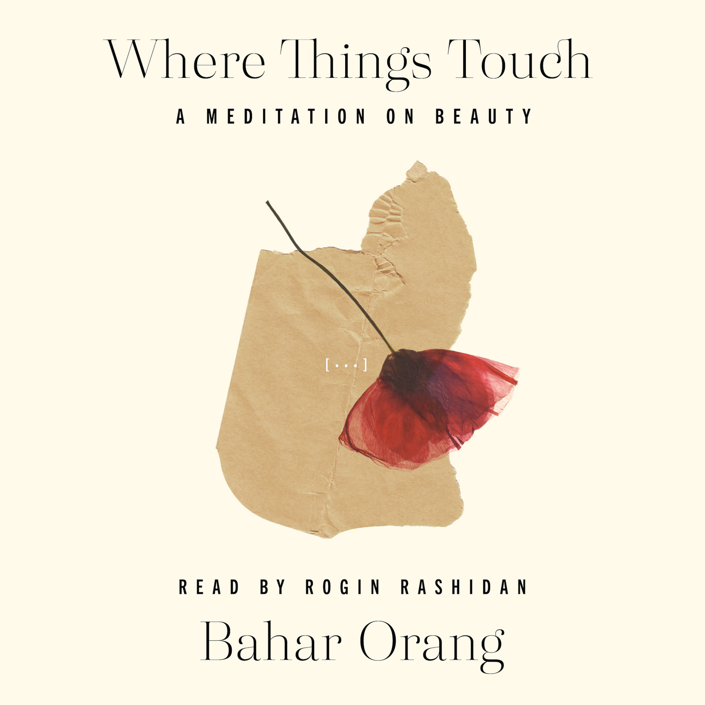 Where Things Touch - A Meditation on Beauty (Unabridged)
