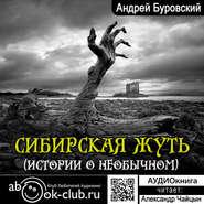Сибирская жуть (рассказы о необычном)