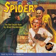 The Red Death Rain - The Spider 15 (Unabridged)