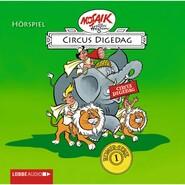 Digedags - Römer-Serie, Folge 1: Circus Digedag