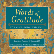 Words of Gratitude - For Mind, Body, and Soul (Unabridged)