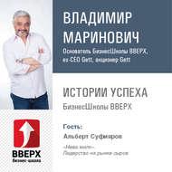 Альберт Суфияров. «Нева милк». Лидерство на рынке сыров