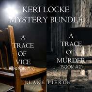 Keri Locke Mystery Bundle: A Trace of Murder