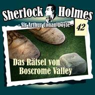 Sherlock Holmes, Die Originale, Fall 42: Das Rätsel von Boscrome Valley