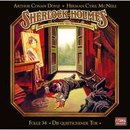 Sherlock Holmes - Die geheimen Fälle des Meisterdetektivs, Folge 34: Die quietschende Tür