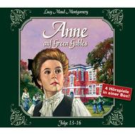Anne auf Green Gables, Box 4: Folge 13-16