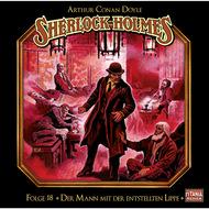 Sherlock Holmes - Die geheimen Fälle des Meisterdetektivs, Folge 18: Der Mann mit der entstellten Lippe