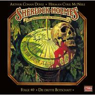 Sherlock Holmes - Die geheimen Fälle des Meisterdetektivs, Folge 40: Die dritte Botschaft