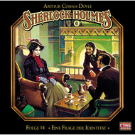 Sherlock Holmes - Die geheimen Fälle des Meisterdetektivs, Folge 14: Eine Frage der Identität