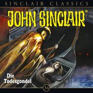 John Sinclair, Classics, Folge 34: Die Todesgondel