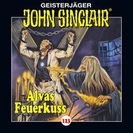 John Sinclair, Folge 123: Alvas Feuerkuss