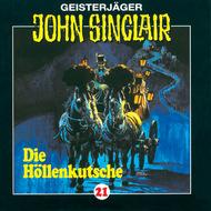 John Sinclair, Folge 21: Die Höllenkutsche (1\/2)