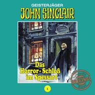 John Sinclair, Tonstudio Braun, Folge 1: Das Horror-Schloß im Spessart