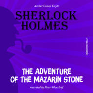 The Adventure of the Mazarin Stone (Unabridged)