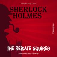 The Reigate Squires (Unabridged)