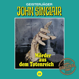 John Sinclair, Tonstudio Braun, Folge 39: Mörder aus dem Totenreich