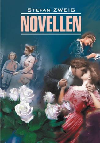 Стефан Цвейг Новеллы. Книга для чтения на немецком языке цена и фото