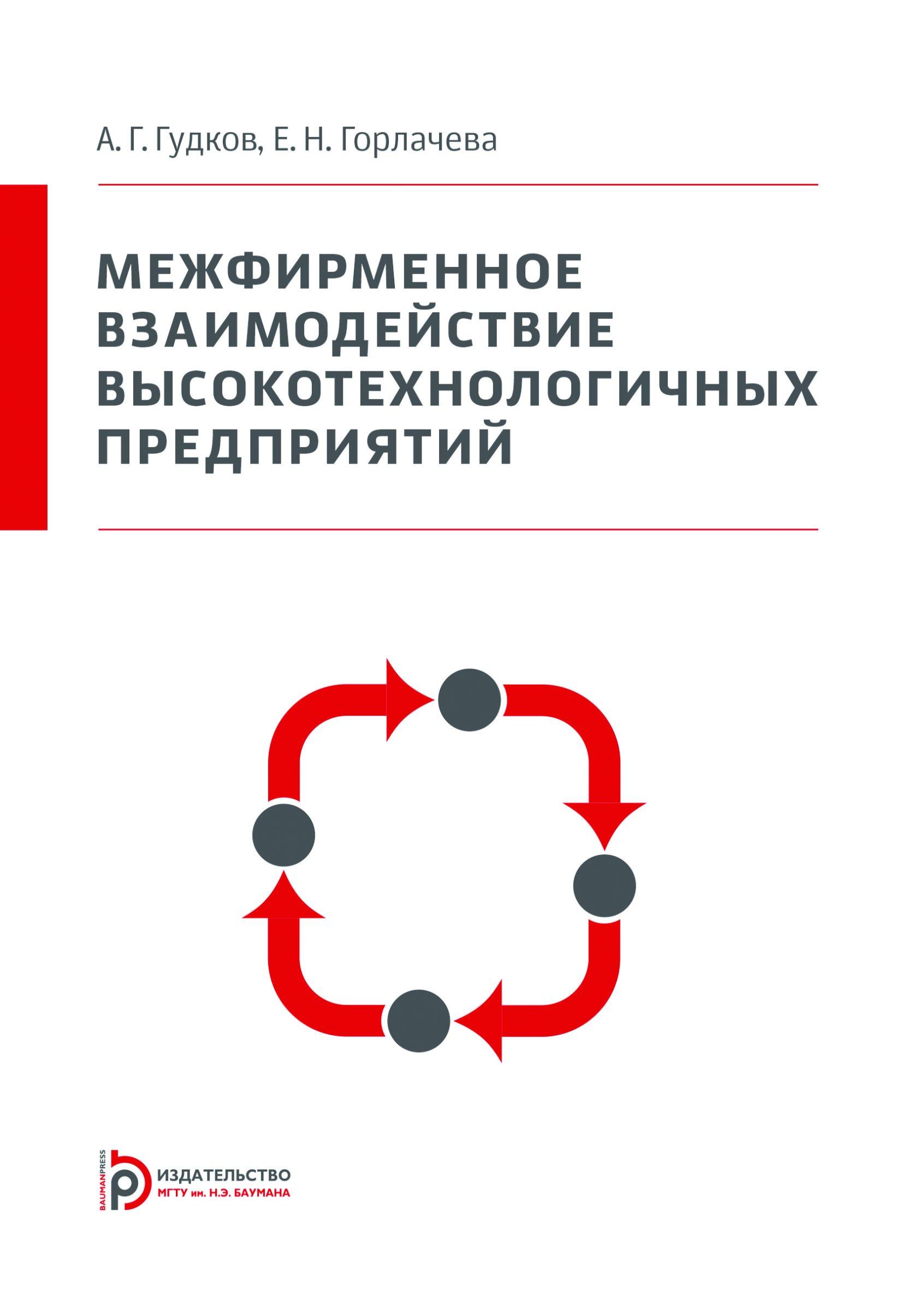 Евгения Горлачева Межфирменное взаимодействие высокотехнологичных предприятий
