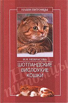 Ирина Некрасова Шотландские вислоухие кошки цена и фото