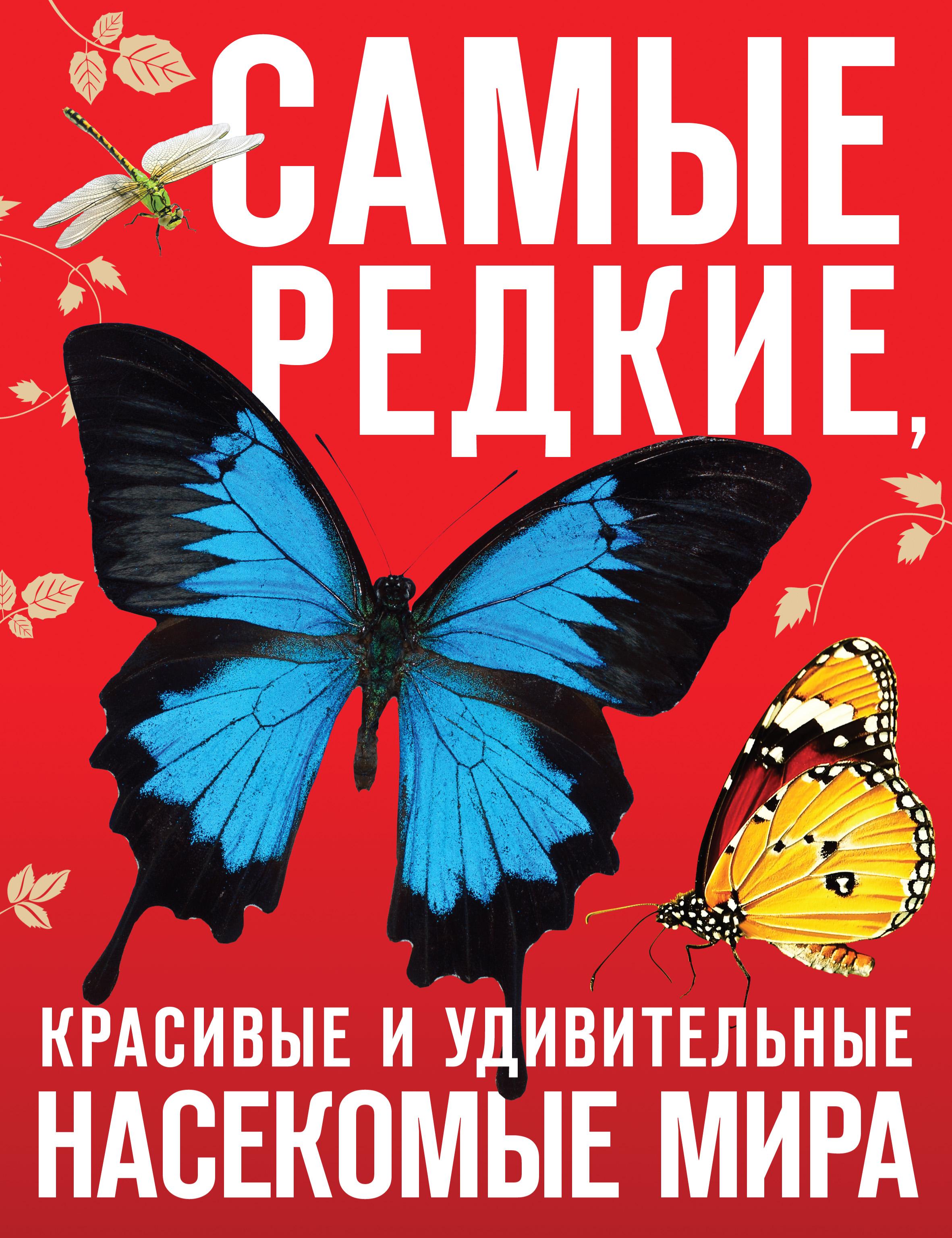 Дмитрий Лукашанец Самые редкие, красивые и удивительные насекомые мира