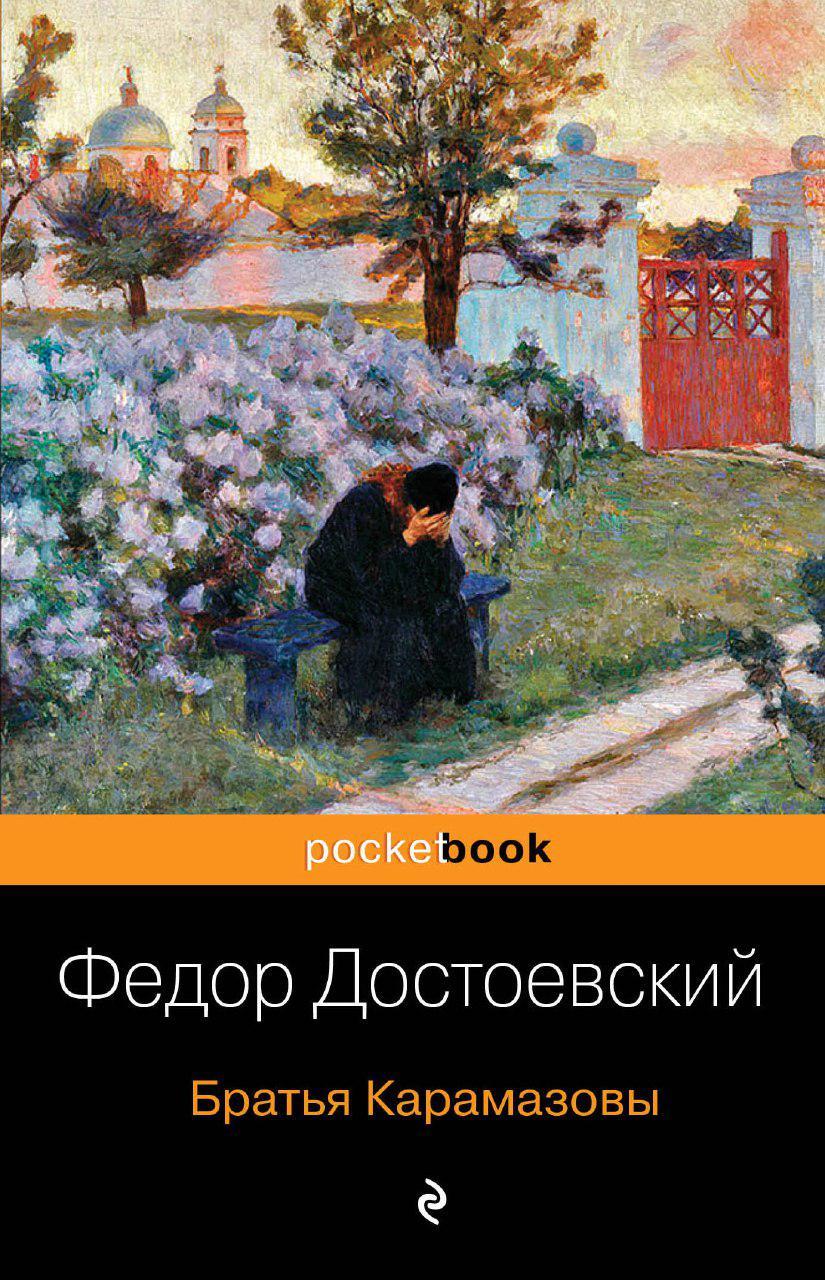 обложка электронной книги Братья Карамазовы