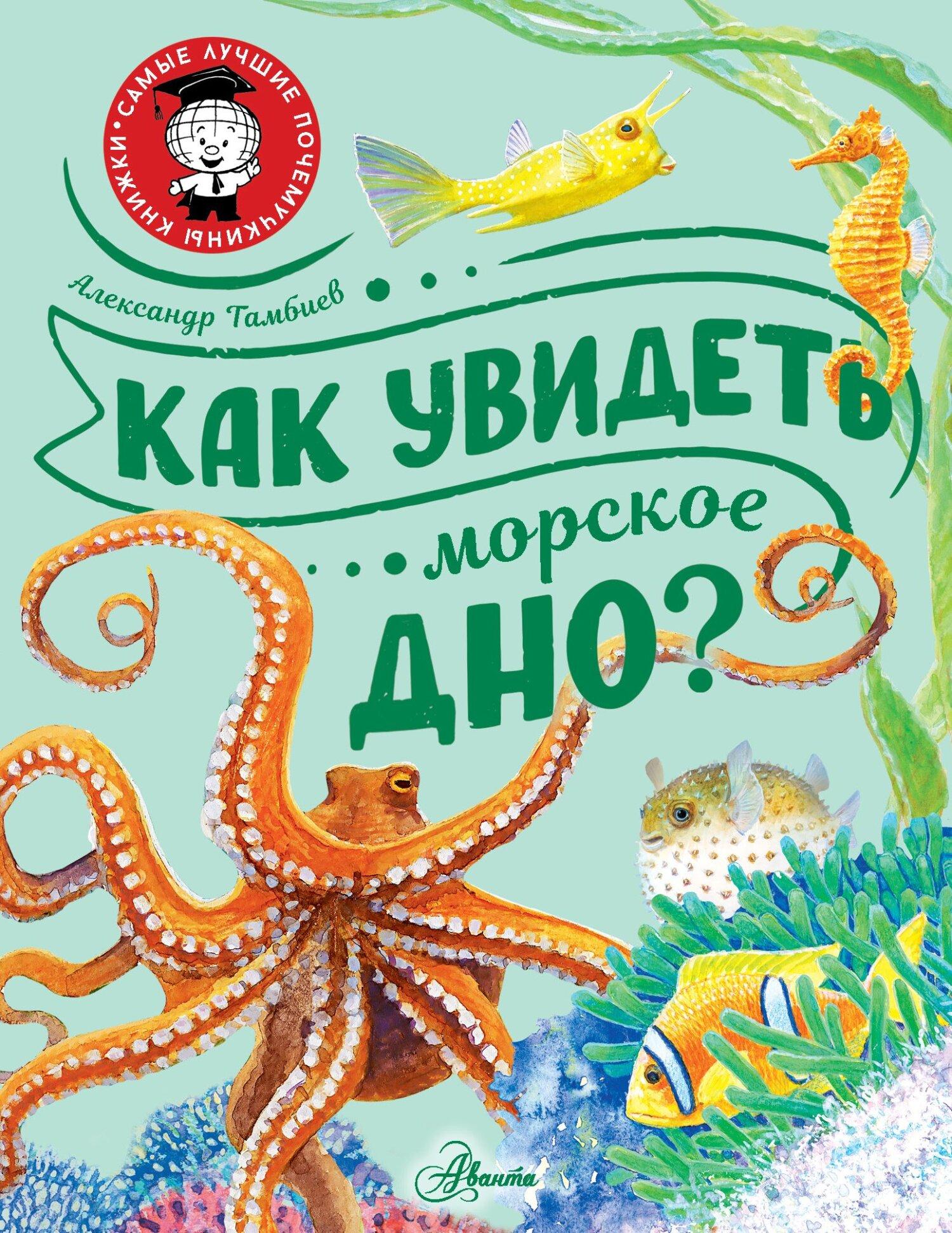 Александр Тамбиев Как увидеть морское дно?