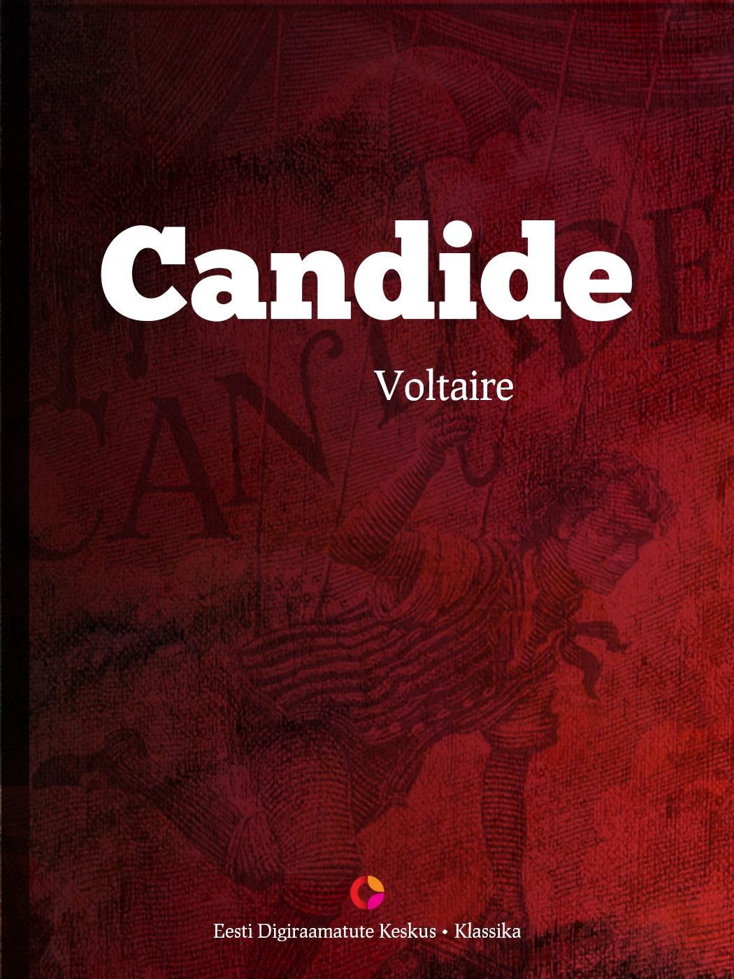 Вольтер Candide candide поликотон кидм