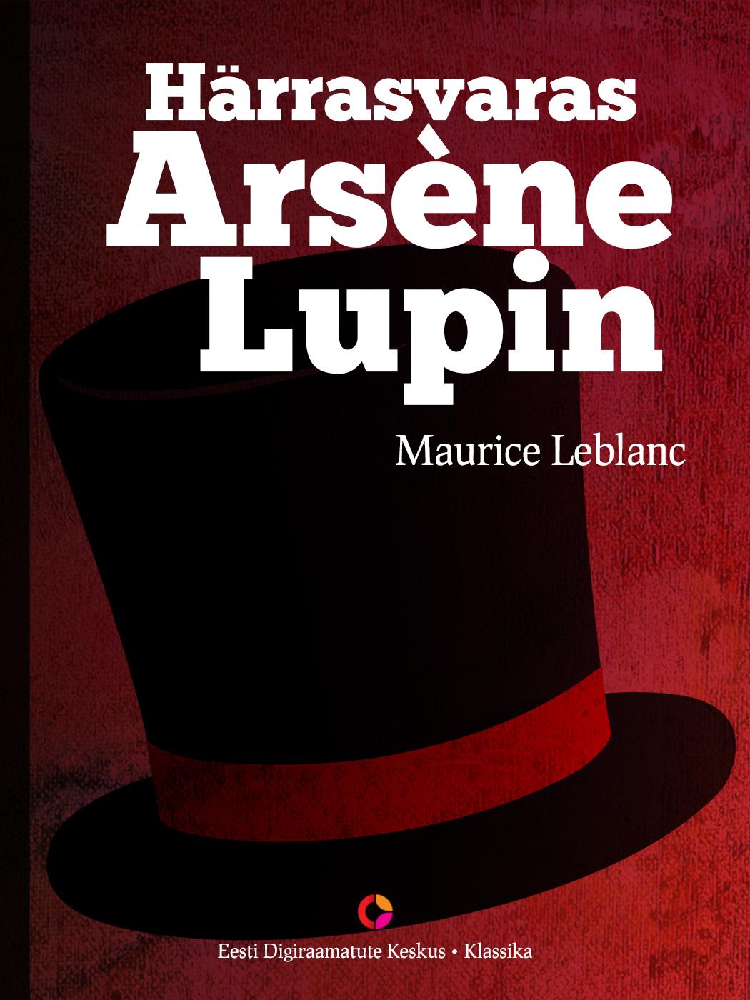лучшая цена Leblanc Maurice Härrasvaras Arsène Lupin