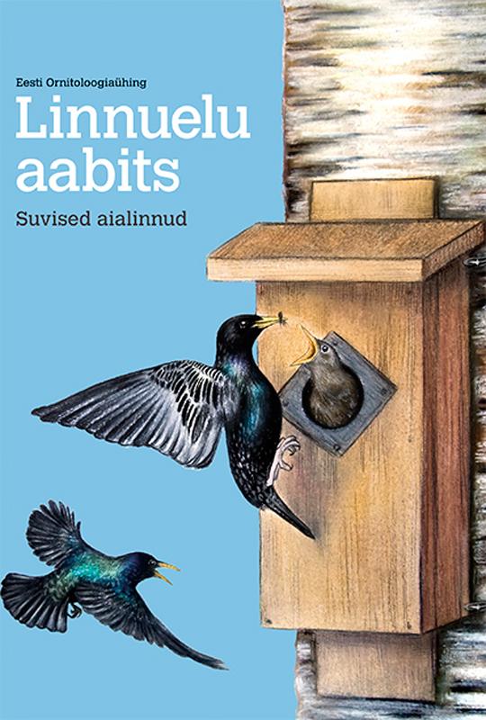 Eesti Ornitoloogiaühing Linnuelu aabits. Suvised aialinnud цена и фото