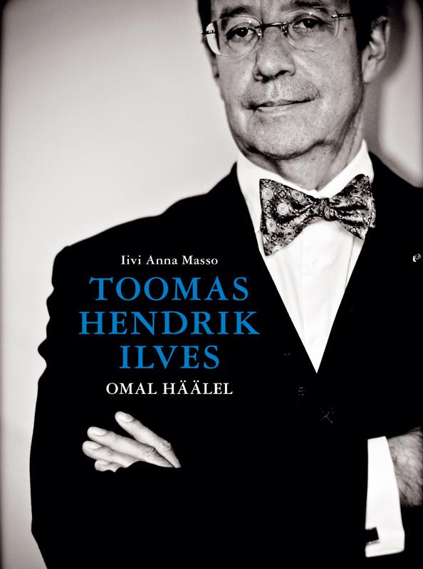Toomas Hendrik Ilves Omal häälel ilves