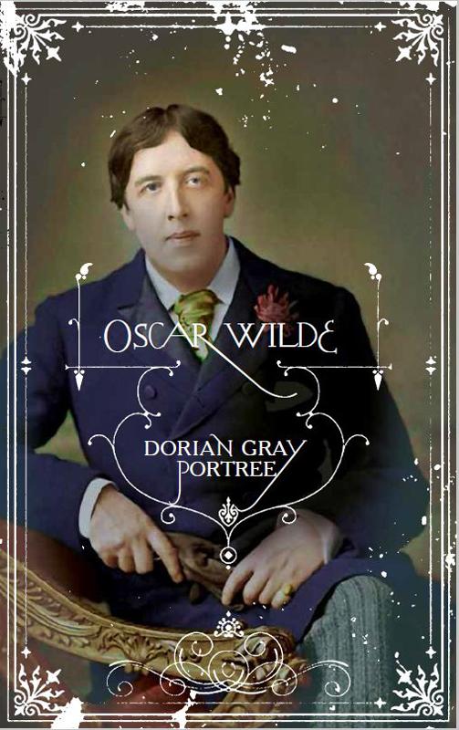 Оскар Уайльд Dorian Gray portree