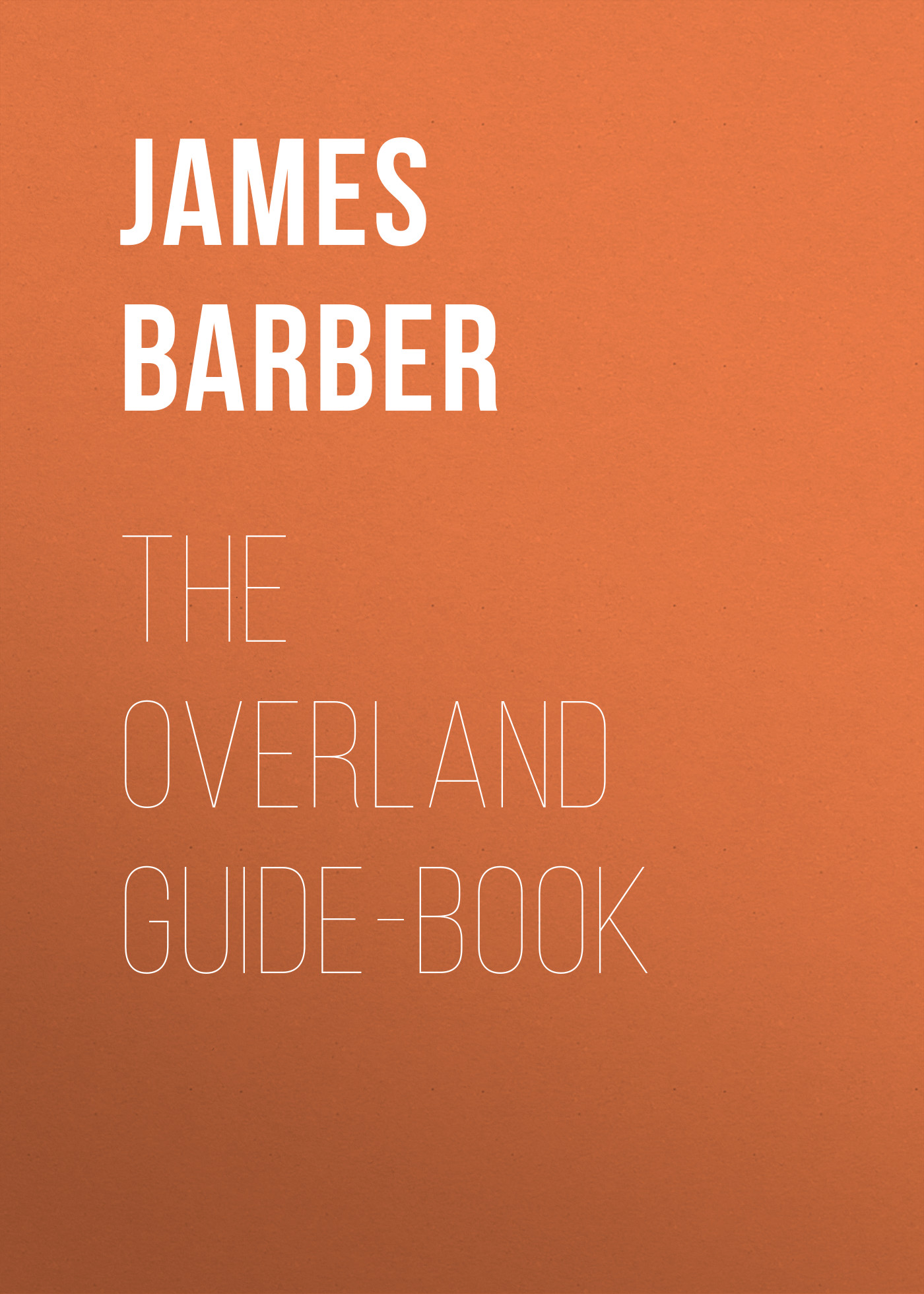 the overland guide book