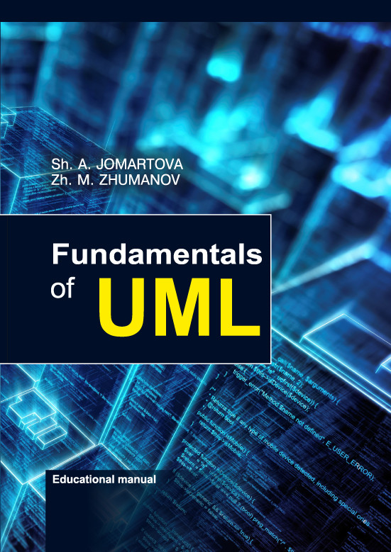 Sholpan Jomartova Fundamentals of UML. Educational manual