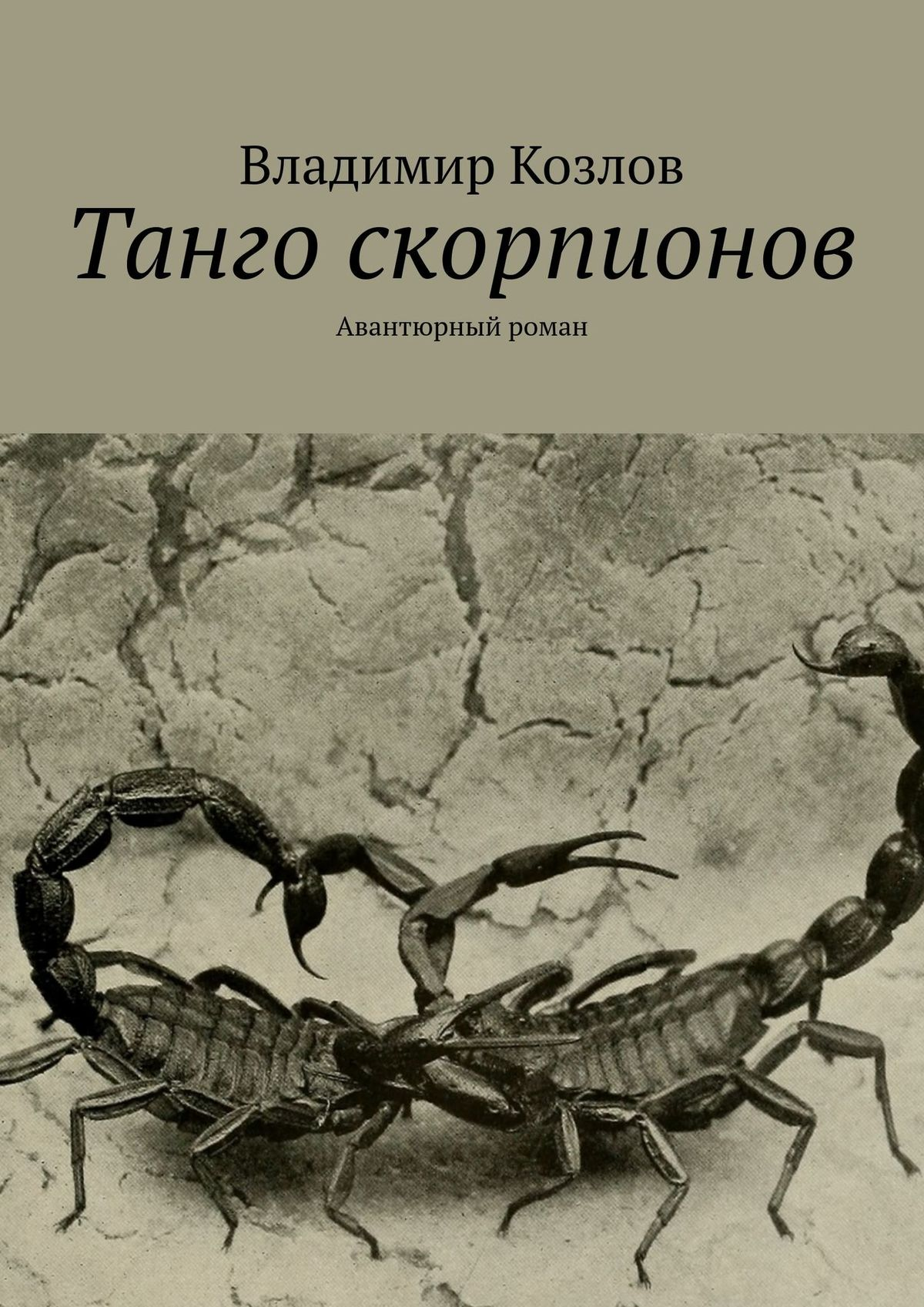 Владимир Козлов Танго скорпионов. Авантюрный роман для взрослых авантюрный роман