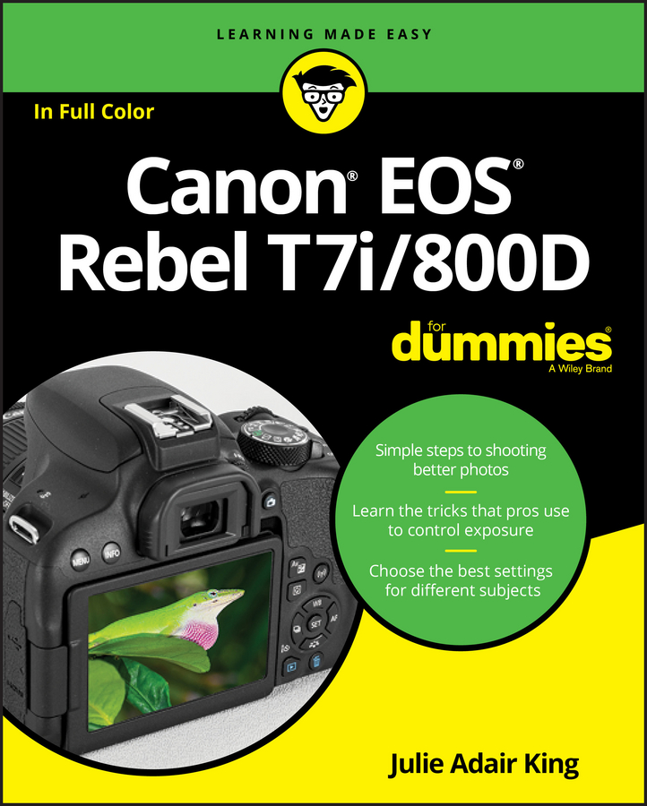 Фото - Julie Adair King Canon EOS Rebel T7i/800D For Dummies джемпер care of you care of you ca084ewcvul0