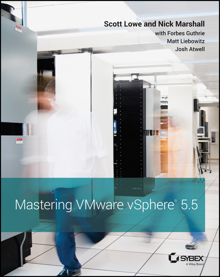 Scott Lowe Mastering VMware vSphere 5.5 david elfassy mastering microsoft exchange server 2013