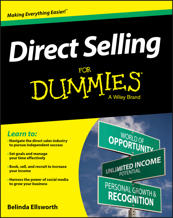 Belinda Ellsworth Direct Selling For Dummies