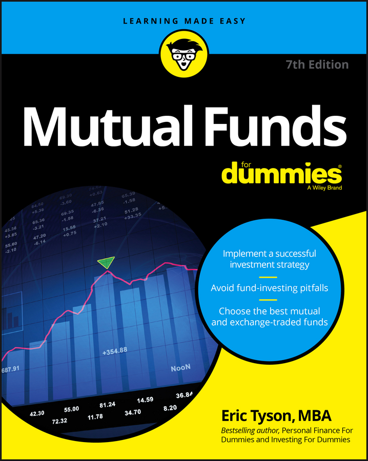 Eric Tyson Mutual Funds For Dummies colin davidson managed funds for dummies