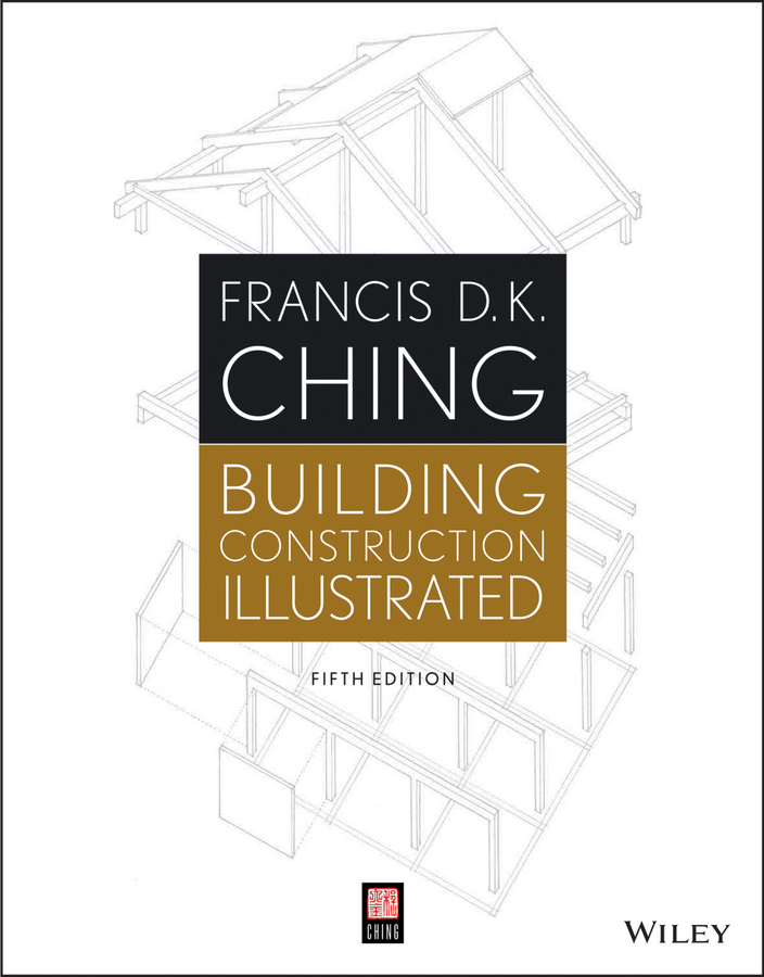 Francis Ching D.K. Building Construction Illustrated model building kits compatible with lego city fire car 586 3d blocks educational model